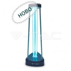 Бактерицидна Антивирусна Лампа 38W UV-C с Озон за 60м2