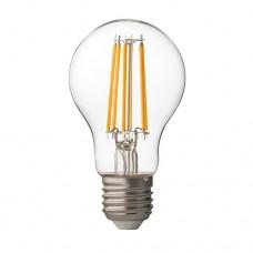 E27 7.5W  A60 Filament LED крушка димираща